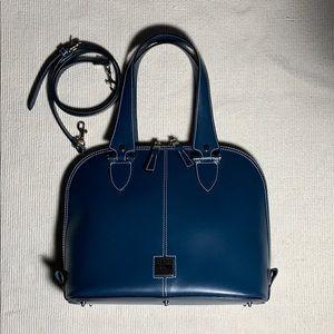 NEW Vintage Dooney & Bourke Toiny Double Zip Bag